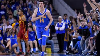 Magyar kosarast hívott próbajátékra a Lakers