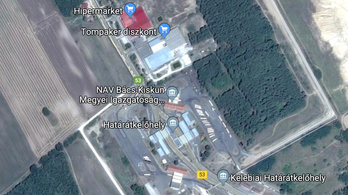 A szerb határ mellett állnak az ország legnagyobbat szakító boltjai