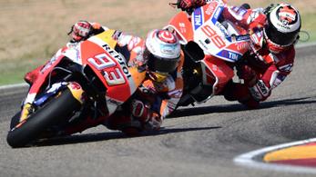 Bitang erős csapatot rakott össze a Honda a MotoGP-ben