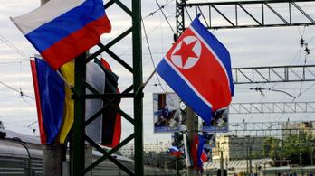 Orosz – észak-koreai barátkozás Kim Dzsongun is meghívta Putyint
