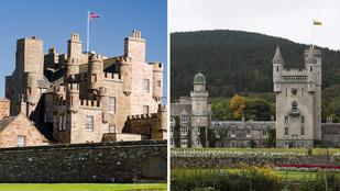 Nyaralj a brit királyi család birtokain