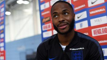 Sterling rettentően optimista nyilatkozatot tett az angol vb-szereplésről