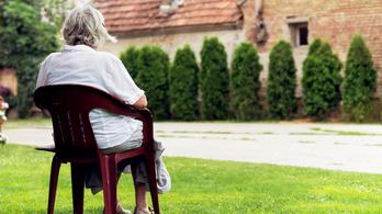 Alzheimer-falu épül Franciaországban