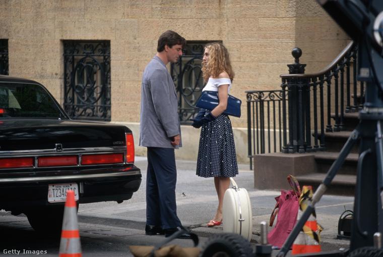 Carrie Bradshaw legnagyobb szerelme Mr