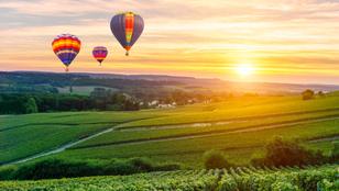 Nyaralótipp: utazz oda, ahol a csapból is pezsgő folyik