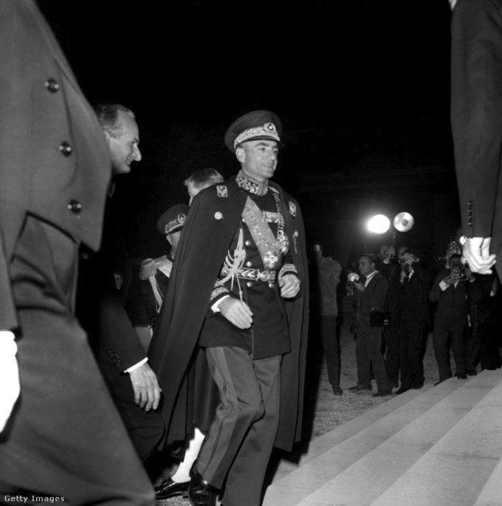 Reza Pahlavi sah