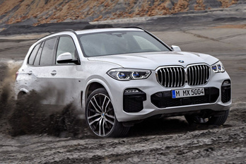 Nagyobb és érdekesebb az új BMW X5