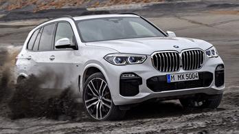 Nagyobb és érdekesebb az új BMW X5
