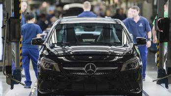 2500 új dolgozóra lesz szükség az új Mercedes-gyárban