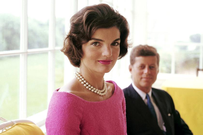 Gyönyörű volt Jackie Kennedy az olasz Riviérán - Sosem látott képek a 60-as évekből