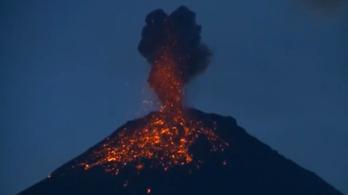 A vulkán, ami két nap alatt 75 embert ölt meg