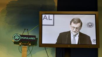 Megbuktatták a spanyol kormányfőt