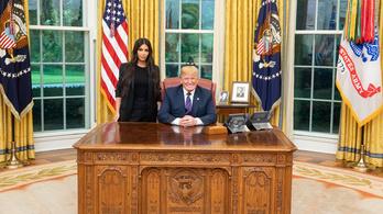 Kardashian kérésére Trump kegyelmet adott a kokain miatt ülő dédinek
