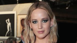 Íme Jennifer Lawrence új pasija