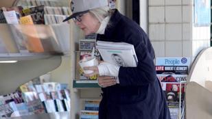 Mikor lett Diane Keatonből egy megtört nénike?