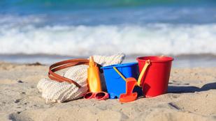 Ezeket ne hagyd otthon, ha strandra mész!
