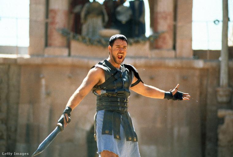 Csak azt, hogy a Gladiátor című film 2000-es megjelenése óta igen sokat változott, és volt már ápolatlan és elhízott is, a fentieket eddig nem sikerült túlszárnyalnia