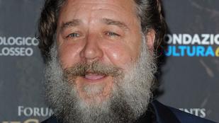 Fájdalmas látni, hogy mi lett Russell Crowe-ból