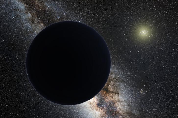 Fantáziarajz a feltételezett kilencedik bolygóról