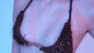 Megvan a világ leghajmeresztőbben gusztustalan melltartója