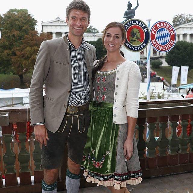 Bajorországban nincs jókedv Lederhosen nélkül!