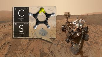 Élet nyomaira bukkantak a Marson. Vagy nem