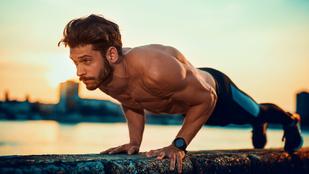 100 fekvőtámasz kihívás: meg tudnád csinálni?