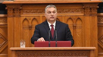 Orbán: Soros emberei nem szeretik a keresztényeket