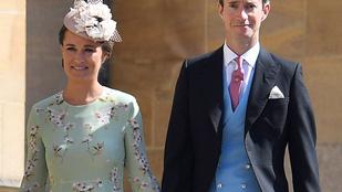 Ennél már nem lehet hivatalosabb: Pippa Middleton is bejelentette a terhességét