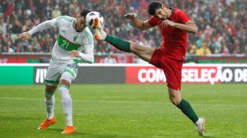 Portugália Ronaldo mellé új sztárt adhat a vb-n