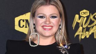 20 kilót fogyott Kelly Clarkson