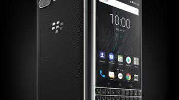 Megjelent a BlackBerry KEY2