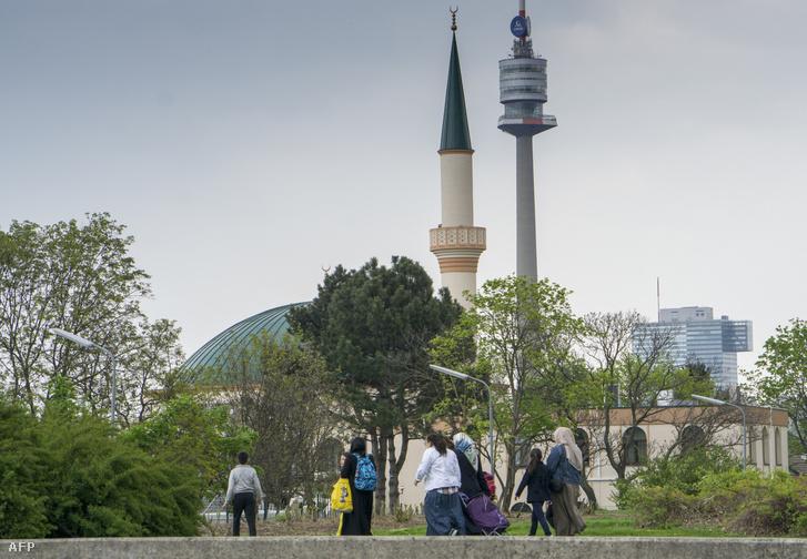 A bécsi Iszlám Centrum