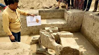 Négyezer éves harci szekereket találtak Indiában