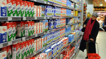 Ötéves csúcson a magyar infláció