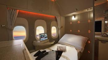 A jövő repülőjén nem lenne ablak