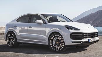 A Porsche is terep-kupét ígér
