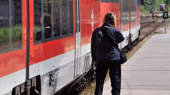 Budapest és Szolnok között a legveszélyesebb kalauznak lenni