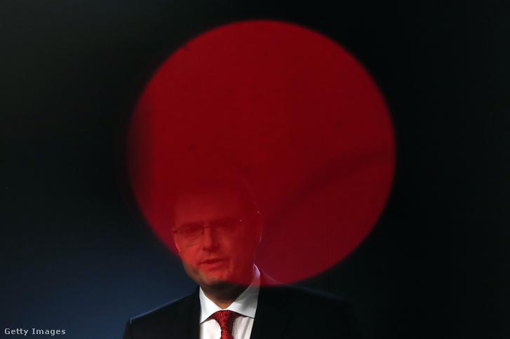 Thomas Jordan a svájci Nemzeti Bank elnöke