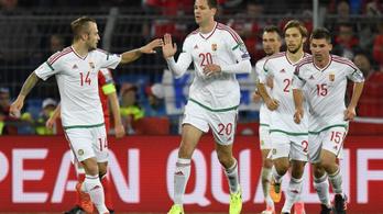 Leekens négy meccs után még nyeretlen magyar kapitányként