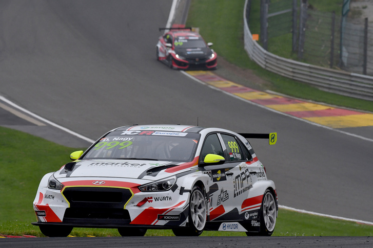 2018-2018 Spa Qualifying---2018 TCR Europe Spa, 999 Daniel Nagy
