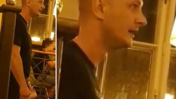 Keresi a rendőrség azt a férfit, aki többször megütött egy vendéget egy pesti étteremben