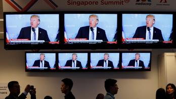 Trump visszavonta a G7-csúcs zárónyilatkozatának támogatását