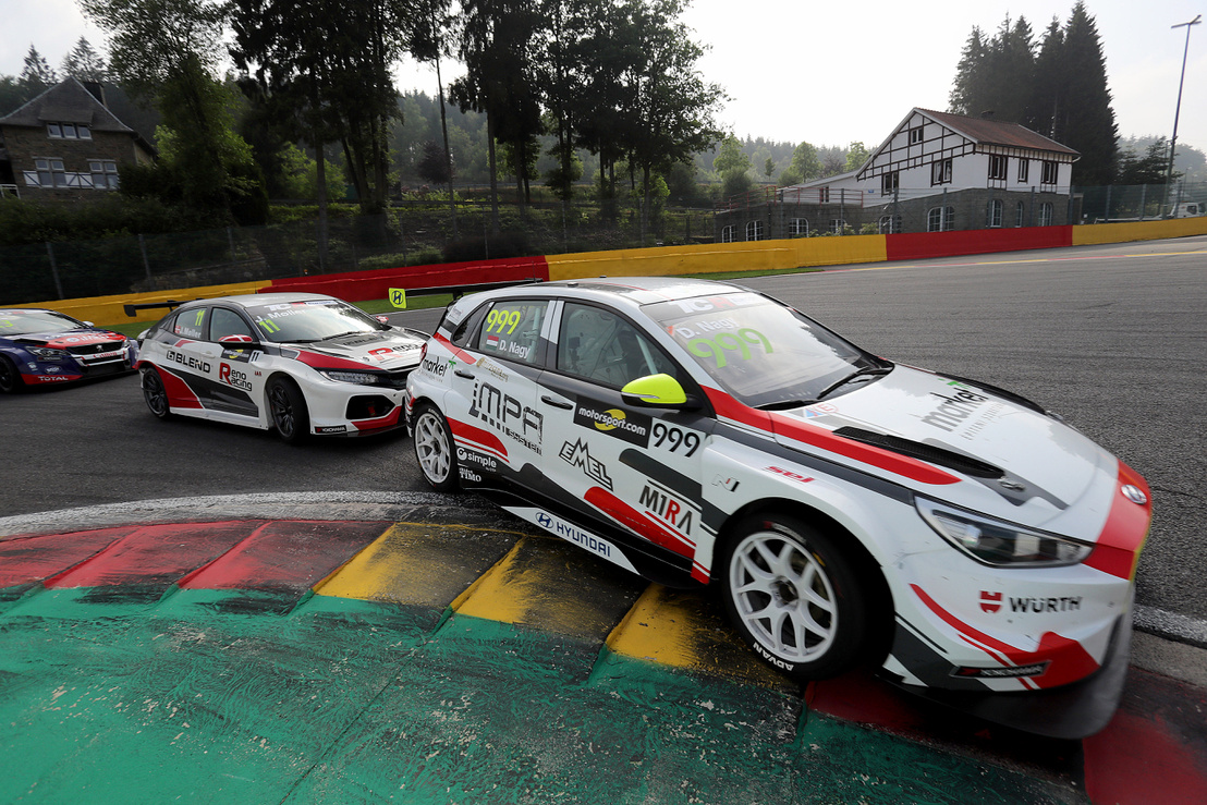 2018-2018 Spa Race 1---2018 TCR Europe Spa R1, 999 Daniel Nagy 1