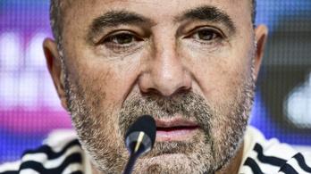 Az argentin válogatott kapitányát a szakácsnő zaklatásával vádolják