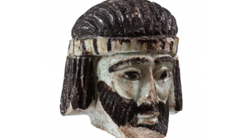 Különlegesen ritka, háromezer éves szobrocskát találtak Izraelben