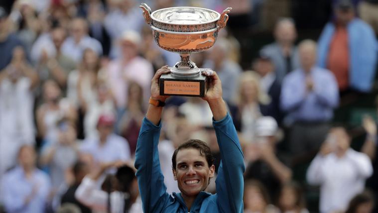 Rafa Garros: Nadal 11-edszer nyert Párizsban