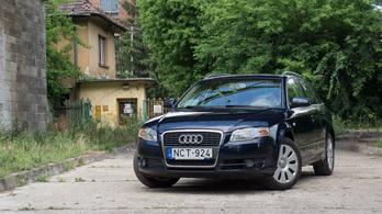 Használtteszt: Audi A4 (B7) Avant 2.0 TDI – 2005.