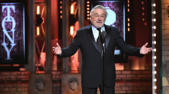 Robert De Niro kétszer is beszólt Trumpnak