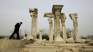 Kína régészeti nagyhatalom lett